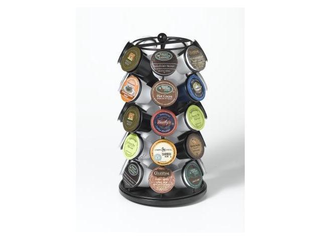 Nifty 5771 35 K-Cup Carousel for Keurig Coffee Cups - Black