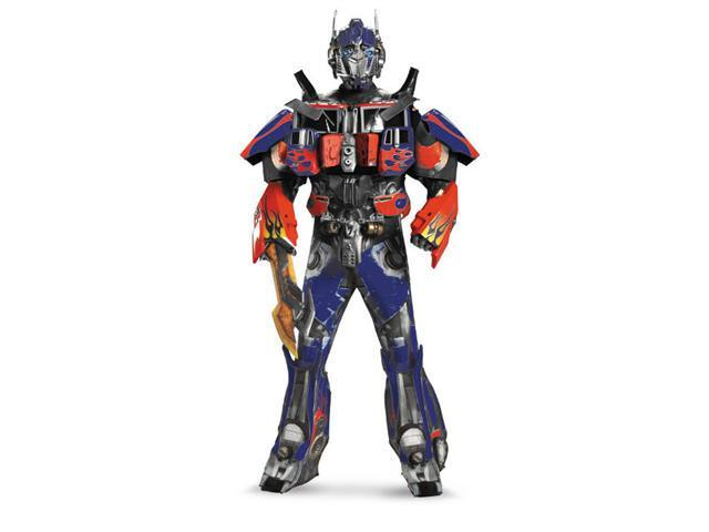 Costumes For All Occasions DG28526D Optimus Prime Rental Quality