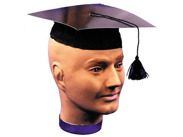 Costumes For All Occasions GC102 Graduate Cap 9 .25 In Motorboa