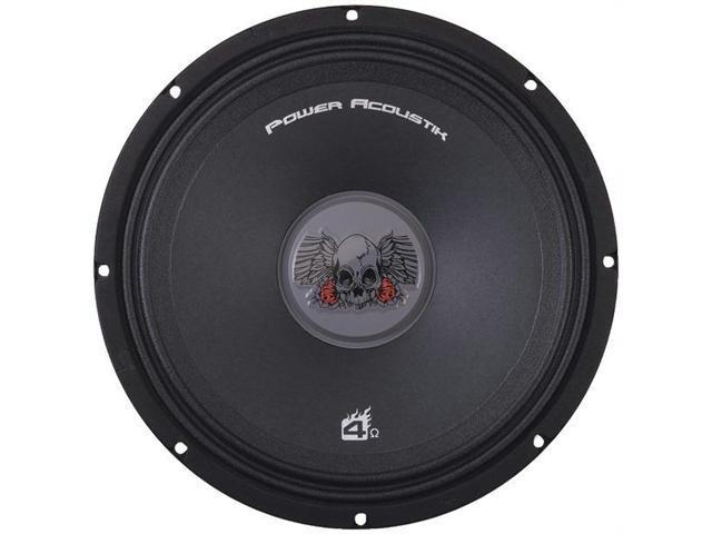 "Power Acoustik PRO.654 6.5"" 170 Watts Peak Power Audio Speaker with Custom Protective Grille"