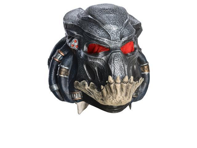 Costumes For All Occasions Ru4717 Predator Adult .75 Vinyl Mask