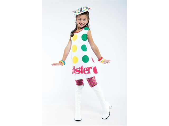 Costumes For All Occasions PM839566 Twister License Child S 4-6