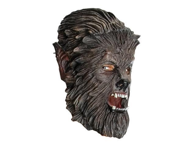 Costumes For All Occasions Ru4561 Wolfman .75 Latex Mask Adult