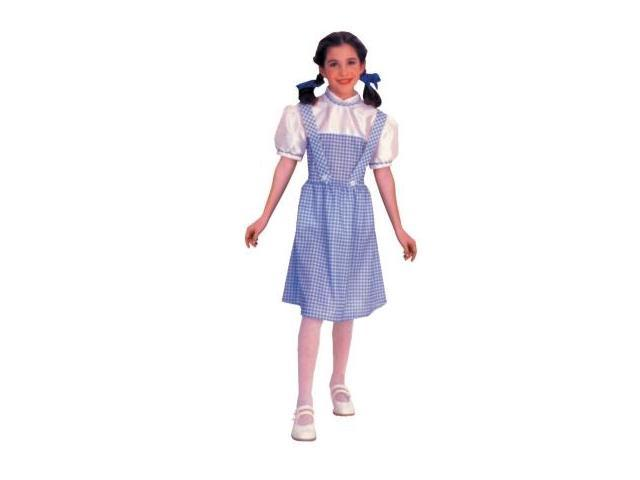 Costumes For All Occasions Af149Md Dorothy Child Std Medium