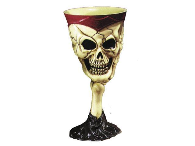 Costumes For All Occasions FW8906 Goblet Skull