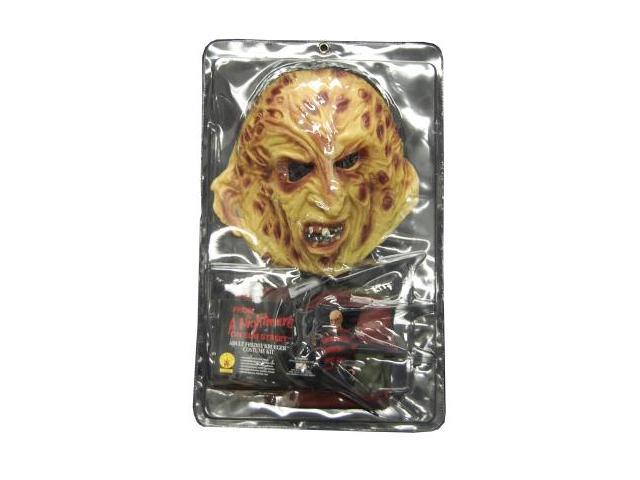 Costumes For All Occasions Ru17059 Freddy Krueger Blister Adult