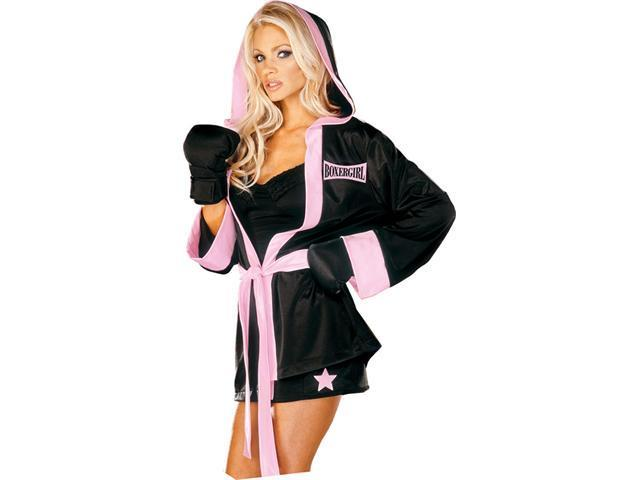 Costumes For All Occasions RL3760XXX Boxer Girl 3x To 4x