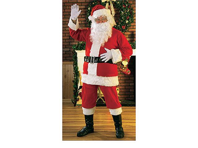 Costumes For All Occasions Ru2397Xl Santa Suit