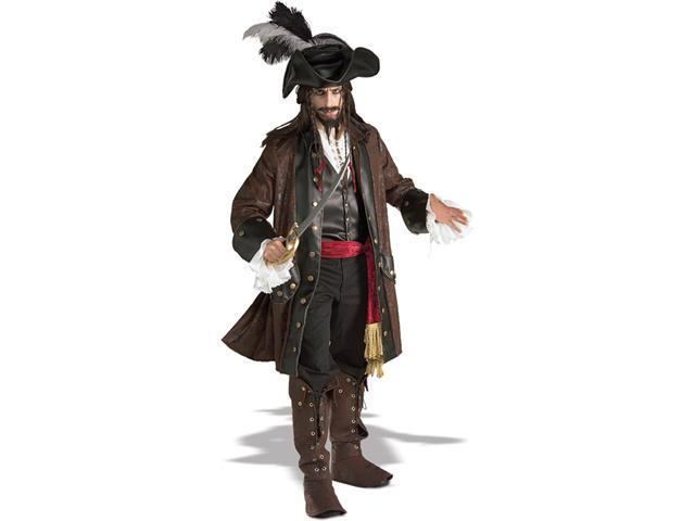 Costumes For All Occasions Ru56150 Pirate Carribean Adult