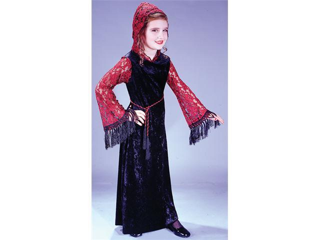 Costumes For All Occasions Fw5873Md Gothic Countess Child Md
