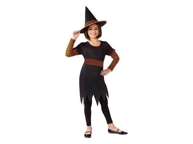 Costumes For All Occasions FW110431T Witch Pumpkin Patch Toddler Large