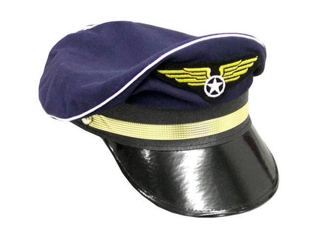 Costumes For All Occasions GC182 Pilot Hat