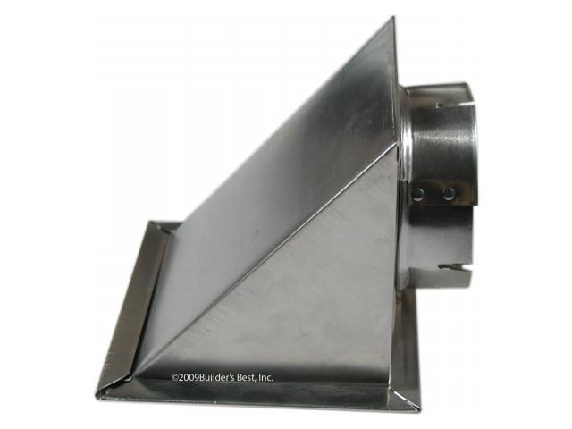 Builders Best Inc Aluminum Dryer Eave Vent  110166