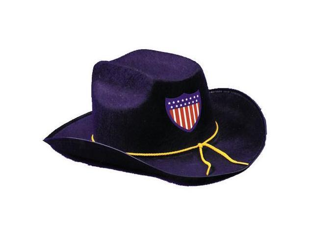 Costumes For All Occasions GC27BU Civil War Hat Econo Blue