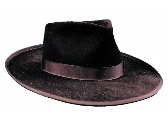 Costumes For All Occasions GA27BNLG Gangster Hat Brown Large