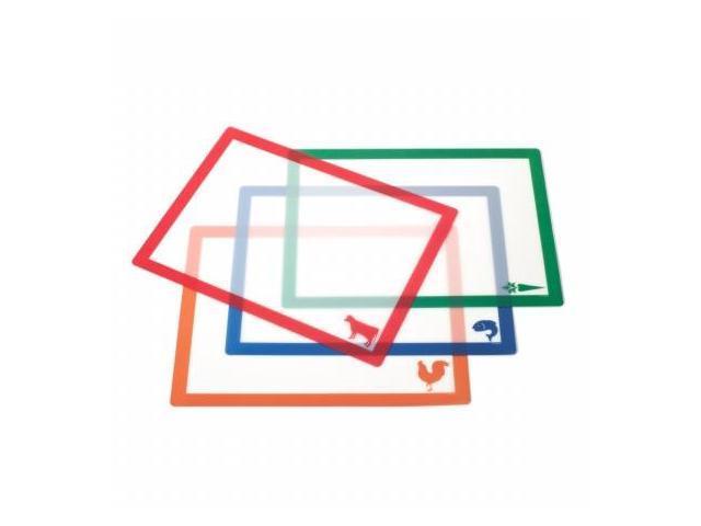 Farberware 5082780 11 in. x 15 in. 4 Piece Flex Mat Set
