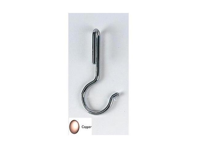 Rogar 9608 Eye Hooks - Copper Plated