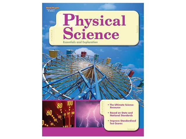 Houghton Mifflin Harcourt SV-04255 Physical Science