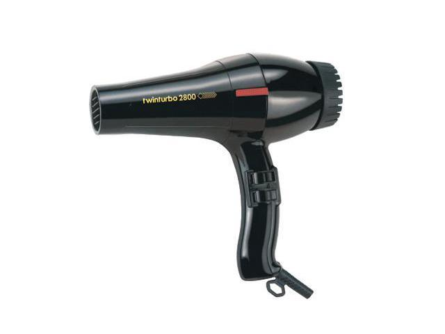 Turbo Power 2800 TwinTurbo Coldmatic Professional Hair Dryer