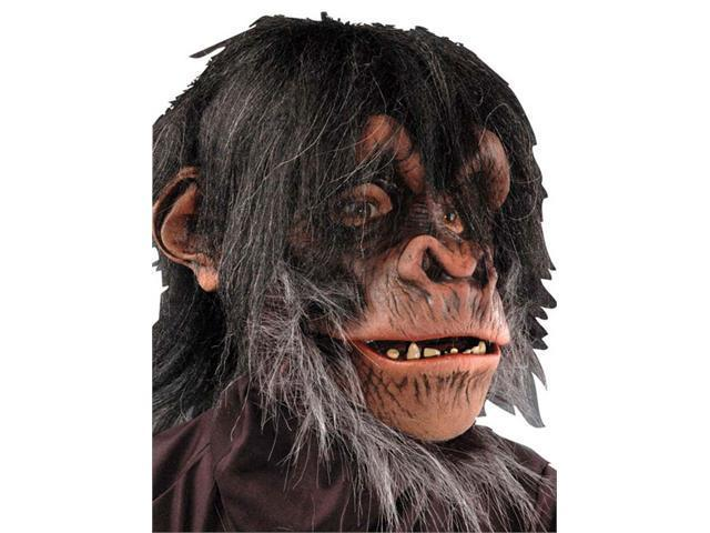 Costumes For All Occasions 6001BS Chimp Mask