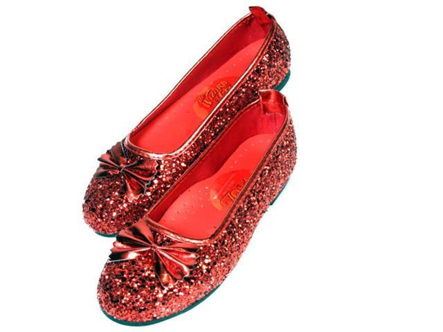 Rubies Costume Co 6267 Ruby Slippers Child Size Medium