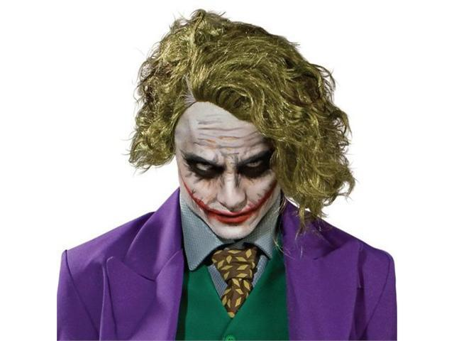 Rubies Costume Co 32992 Batman Dark Knight The Joker Adult Wig Size One-Size