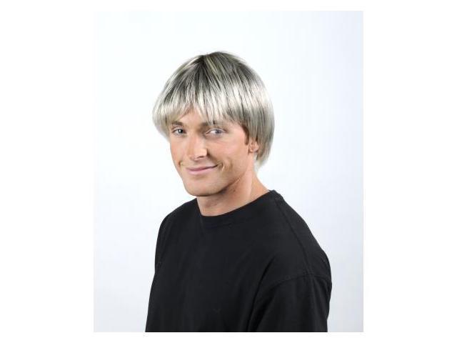 Wicked Wigs-Men Surfer Dirty Blonde Wig