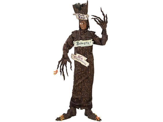 Rubie's Costume Co 31404 Haunted Tree Adult Costume Size Standard One-Size- Men Size 46   Chest-6