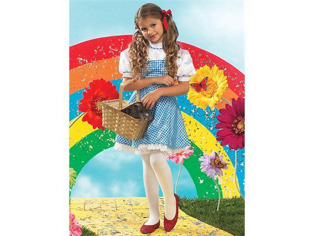 Rubies Costumes 155998 The Wizard of Oz Dorothy Child Costume Size: X-Small (2-4)