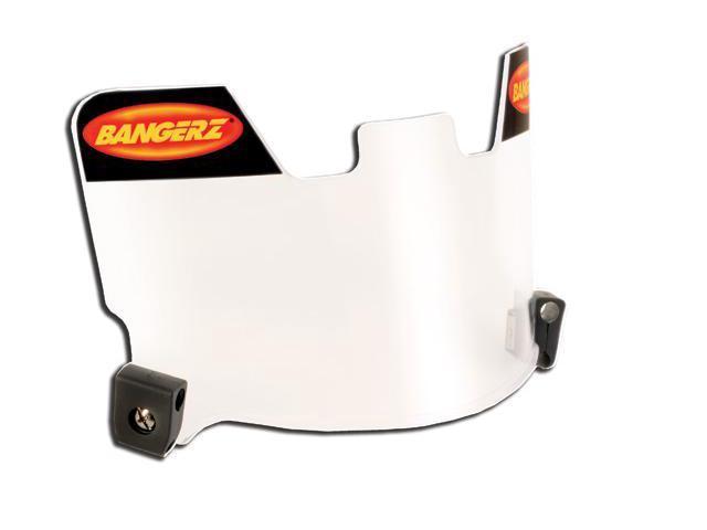 Bangerz HS-9900AG Pro Vu Maxx Molded Football Eyeshield - Anti Glare