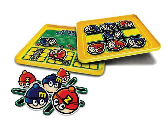 Travel Games MZ660061 Tic Tac Toe Magnetic