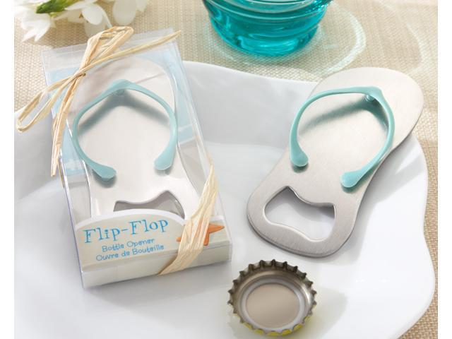 Kate Aspen 11084NA Pop the Top Flip-Flop Bottle Opener- Case of 96