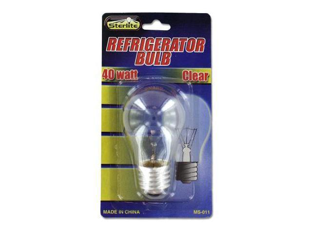 40 Watt refrigerator light bulb - Pack of 24