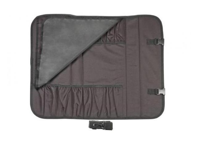 Ergo Chef 0012 12 Pocket Solid Tri Fold Cutlery Bag