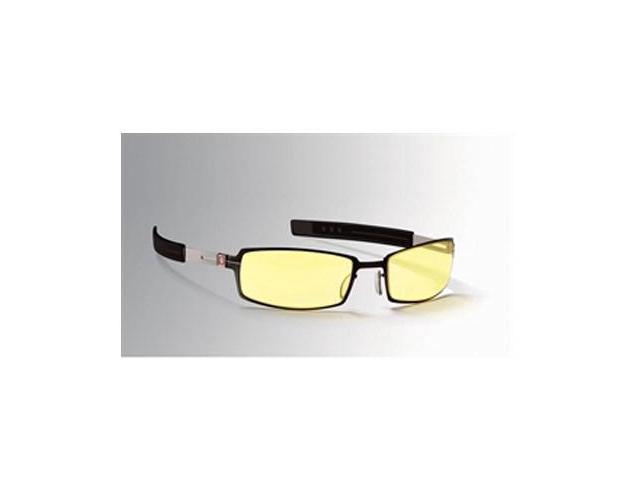 Gunnar Optiks PPK-03001 Optiks eSport Internal Digital Performance Eyewear PPK Style Onyx Merc Color Frame Amber Lens
