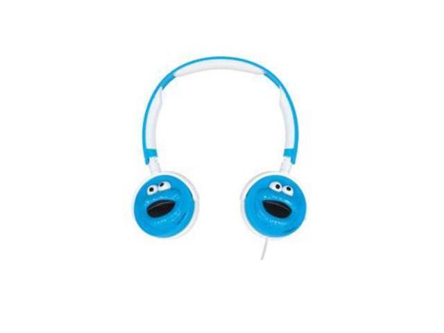 Isound DGUN-2743 3D Cookie Monster Headphones