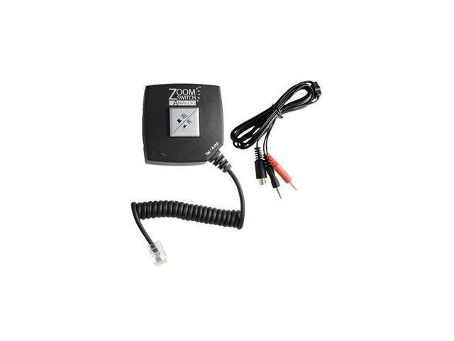 ZOOM ZM-ZMS-ANALOG ZoomSwitch Analog Headset Switch