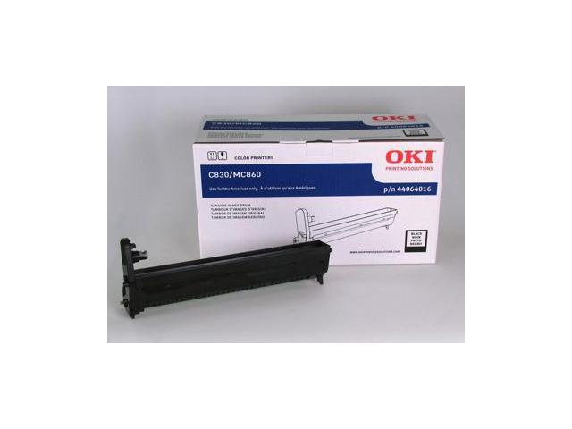 Oki 44064016 C14 Black Imaging Drum Kit For C830 Series Printers