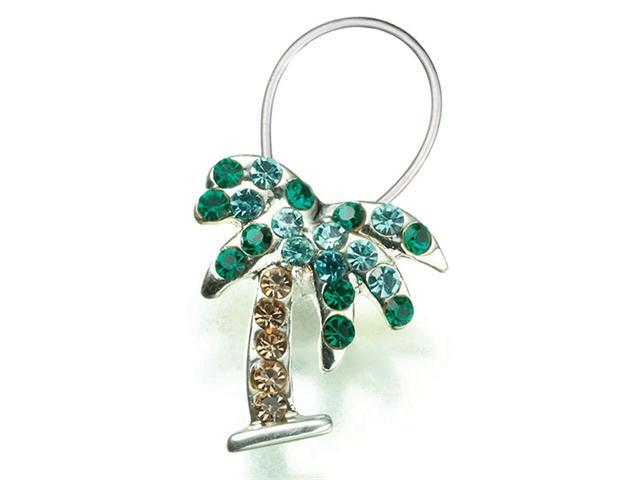 Lillian Rose JL400 1 Palm Tree Toe Ring