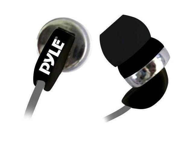 Pyle In Ear Jbud Stereo Headphone Black - PIEH40B