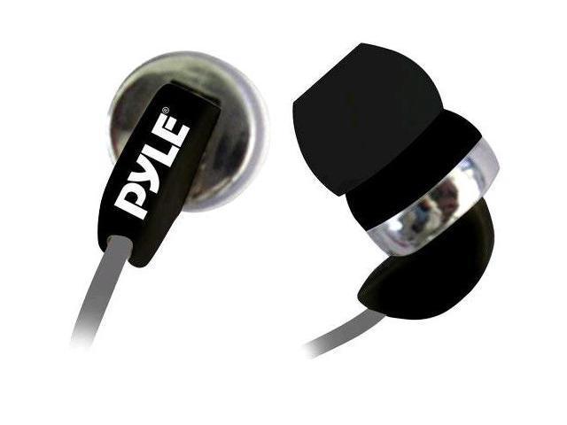 Pyle In Ear Jbud Stereo Headphone Black - PIEH40B