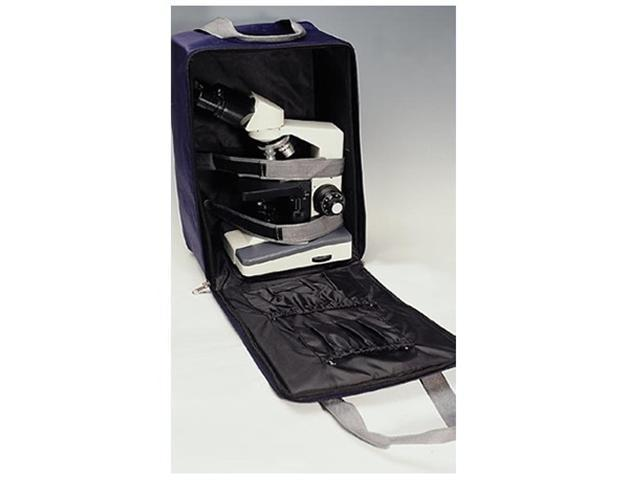 C & A Scientific MA98 Nylon Microscope Case - Blue