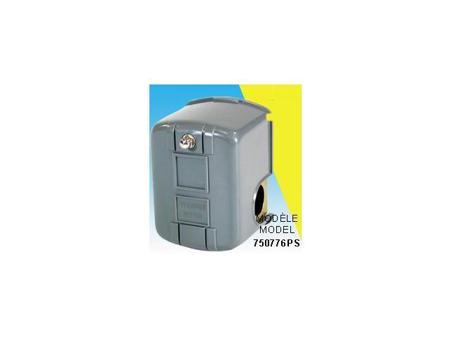 Bur-Cam Pumps 750776S 20-40 Psi Pressure switches - Female