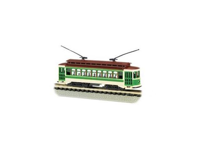 Bachmann Williams BAC61093 N Brill Trolley Green