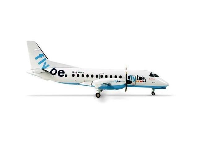Herpa 200 Scale COMMERCIAL-PRIVATE HE553643 Flybe SF-340 1-200 British European