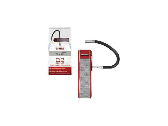 Blueant USEN-BAW-Q2-SC Q2 SMART BLUETOOTH HEADSET - SCARLET