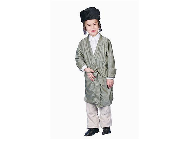 Dress Up America 217-Adult-S Jewish Rabbi Costume Adult - Size Small