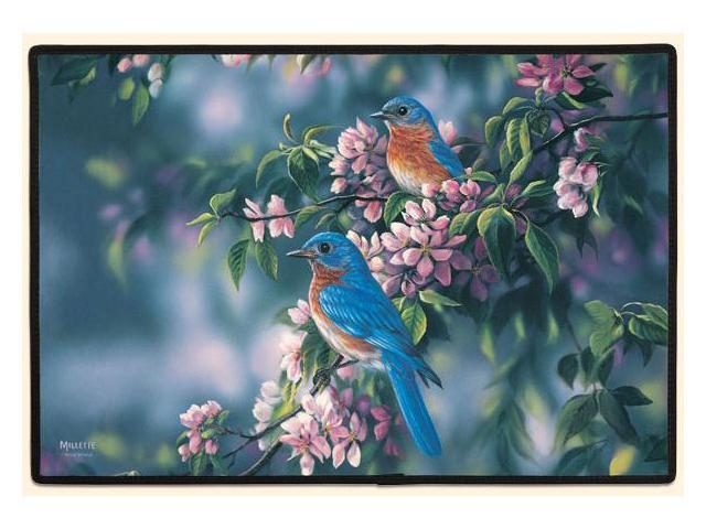 Fiddler's Elbow FED993 Bluebirds Doormat