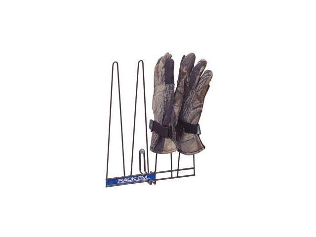Horizon Manufacturing 2002 2-Pair Glove Rack - Black