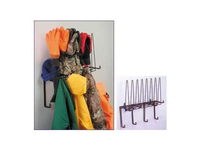 Horizon Manufacturing 2016 Space Saver Coat- Glove and Hat Rack